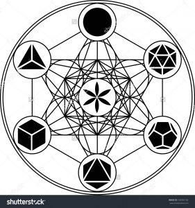 stock-vector-metatrons-cube-platonic-solids-flower-of-life-150955103